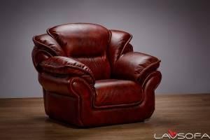 Кресло кожзам Адажио