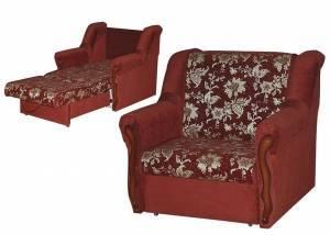 """Кресло с высокой спинкой """"Белла"""""""