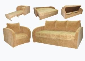 """Набор мягкой мебели """"Калиста"""""""