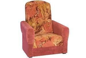 Выкатное кресло -отдых Ретро-Стиль