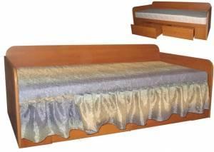 """Низкая кровать """"Дрим"""""""