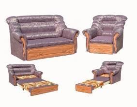 """Набор мягкой мебели """"Елизавета МДФ"""""""