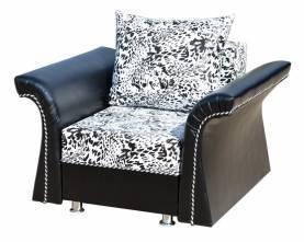 """Черное кресло """"Мираэль"""""""