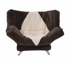 """Черное кресло """"Сантери"""""""