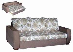 """Выкатной диван 140 см """"Бергхаус"""""""