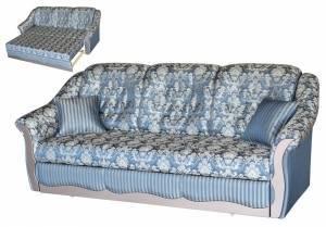 """Выкатной диван с ящиками """"Элизабет"""""""