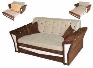 """Выкатной диван с ящиками """"Экипаж"""""""