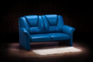 """Офисный диван из экокожи """"Криус"""""""