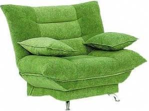 Зеленое кресло Хилтон