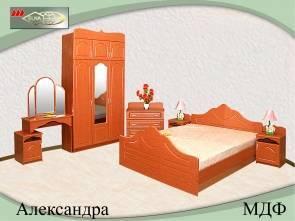 Маленькая спальня Александра (МДФ)