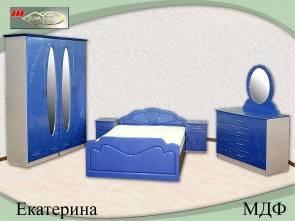 Маленькая спальня Екатерина (МДФ)