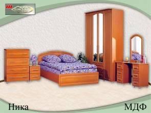 """Спальня для подростка """"Ника (МДФ)"""""""