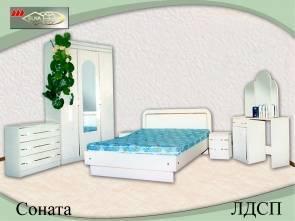 """Спальня с ящиками """"Соната (ЛДСП)"""""""