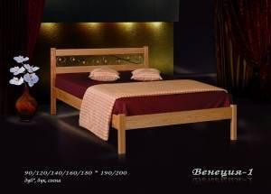 """Кровать (размер 200х80) """"Венеция-1"""""""