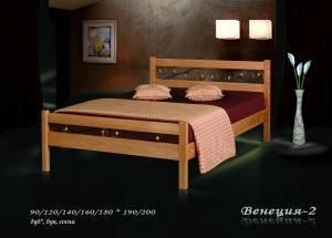 """Кровать (размер 200х80) """"Венеция-2"""""""