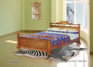 "Кровать (размер 200х80) ""Данко-2"""