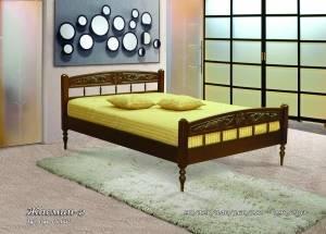 "Кровать (размер 200х80) ""Жасмин-2"""