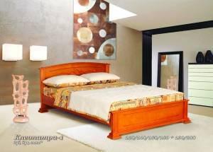 """Кровать (размер 200х80) """"Клеопатра-1"""""""