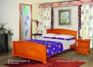 """Кровать (размер 200х80) """"Клеопатра-2"""""""