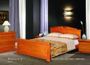 """Кровать (размер 200х80) """"Фараон-2"""""""