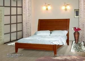 """Кровать из бука """"Палермо-1"""""""