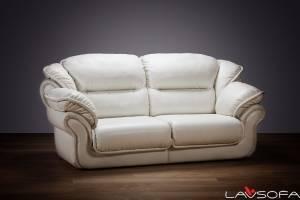 """Офисный диван из экокожи """"Адажио"""""""