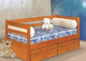 """Кровать (размер 120х190) """"Детская №4"""""""