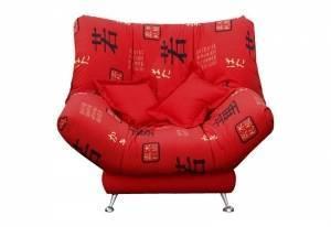 Красное кресло Самурай