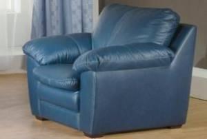 Синее кресло Сириус