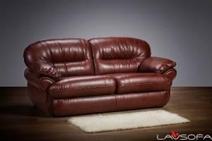 """Офисный диван из экокожи """"Коломбо"""""""