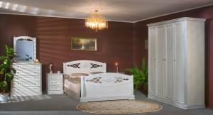 Спальня Екатерина 8 ДБС
