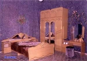 """Спальня с ящиками """"Алина"""""""