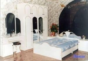 """Спальня с ящиками """"Линда"""""""