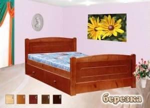 """Маленькая кровать """"Берёзка"""""""