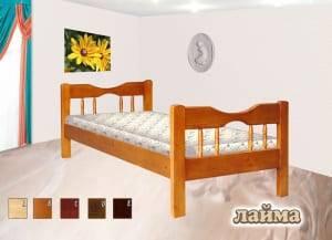 Низкая кровать Лайма