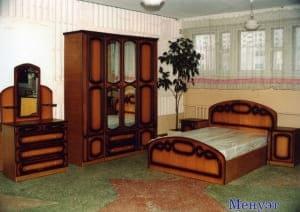 """Спальня с ящиками """"Менуэт"""""""