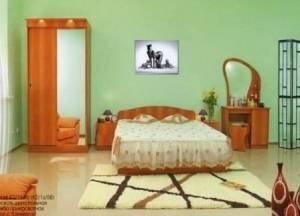 Маленькая спальня Светлана-3