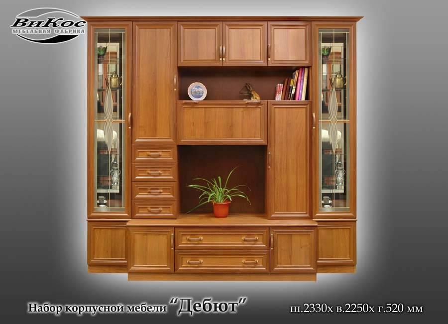 Корпусная Мебель Для Гостиной Стенки