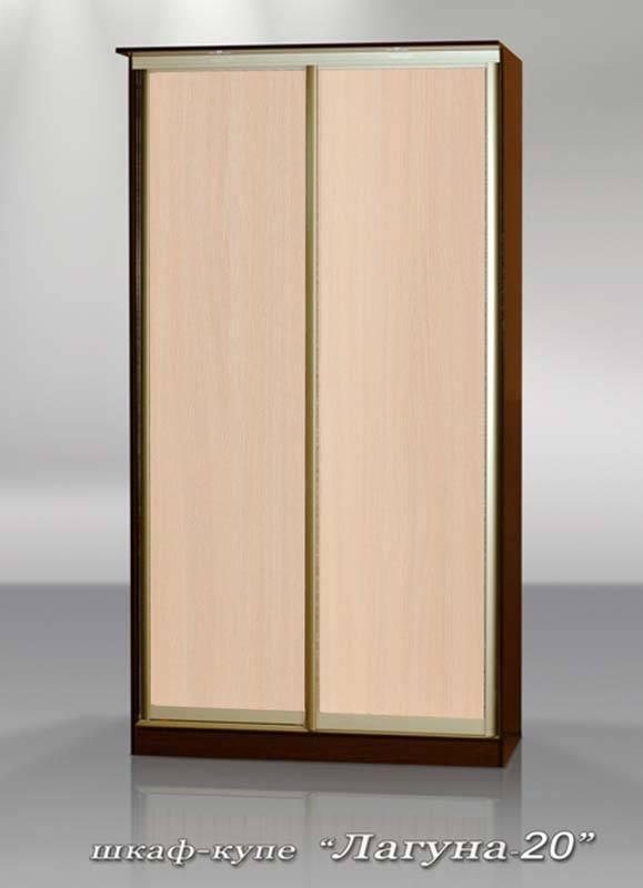 Шкаф-купе лакорди-20. выгодно! интернет-магазин мебель им-ва.