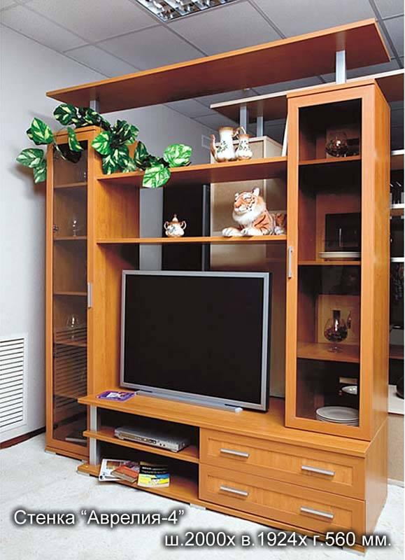 Стенка аврелия-4 интеренет-магазин мебели.